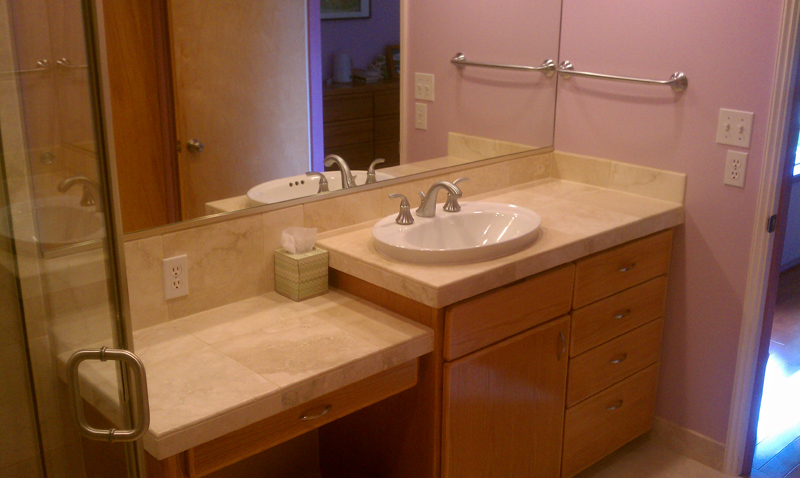 Bathroom Makeovers Wa bathroom remodel fox island wa | bathroom remodeling fox island