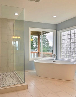 Bathroom Makeovers Wa remodeling gig harbor wa | custom home builders gig harbor